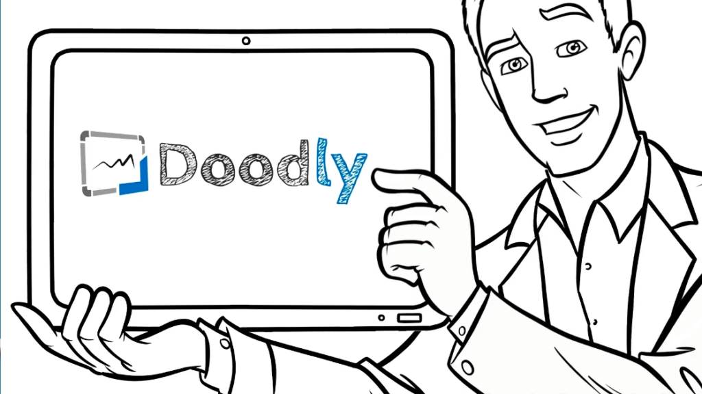 Doodly, doodly reviews, doodly pricing, whiteboard animation software, best whiteboard animation software, explainer video software,